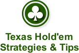 five texas holdem tips
